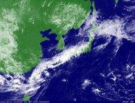 2013年9月1日12時JST ひまわり7号可視画像