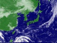 2013年9月19日12時JST ひまわり7号可視画像