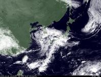 ひまわり7号可視画像 2014年4月29日12時JST
