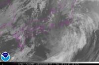 2014年7月11日2時30分 ひまわり7号赤外線画像